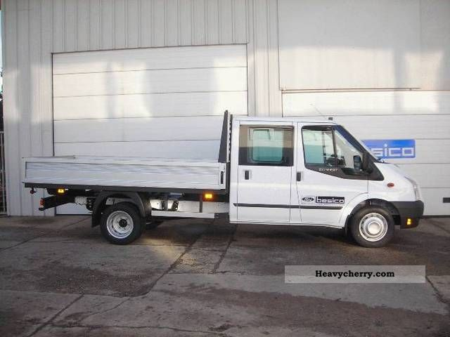 2012 Ford  Transit Van or truck up to 7.5t Other vans/trucks up to 7 photo