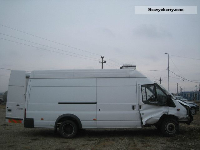 2008 Ford  Transit Van or truck up to 7.5t Refrigerator box photo