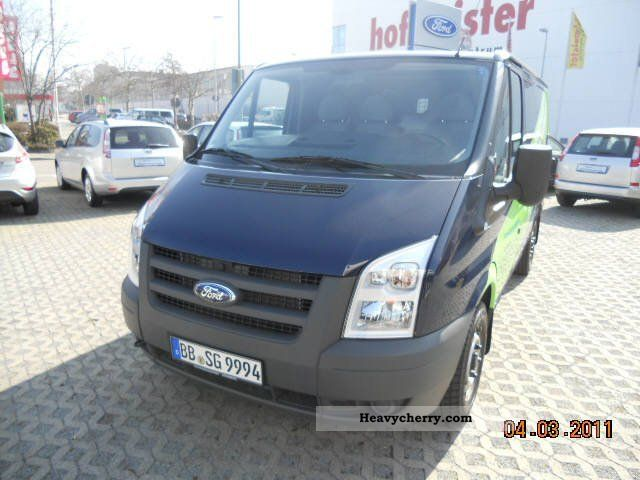 2010 Ford  FT 260 K TDCi City Light truck base Van or truck up to 7.5t Box-type delivery van photo