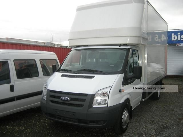 ford transit ft 350 el 2010 stake body truck photo and specs. Black Bedroom Furniture Sets. Home Design Ideas