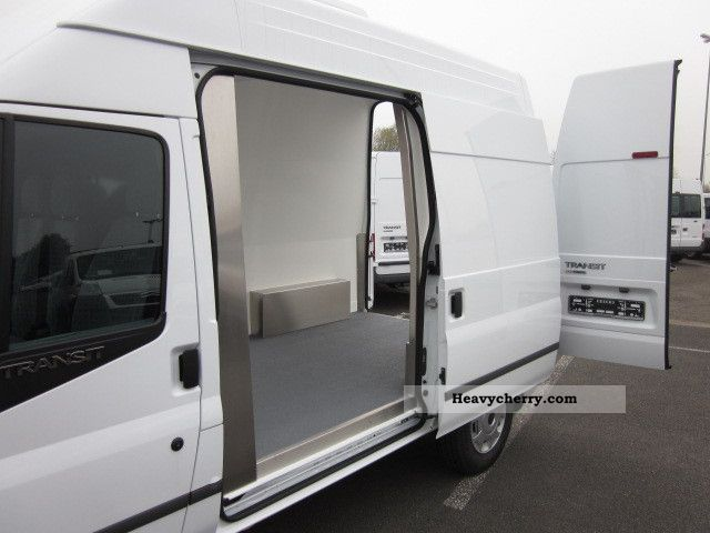 Ford Transit 350 M 2 X Sliding Door Drive Cooling Air 2011