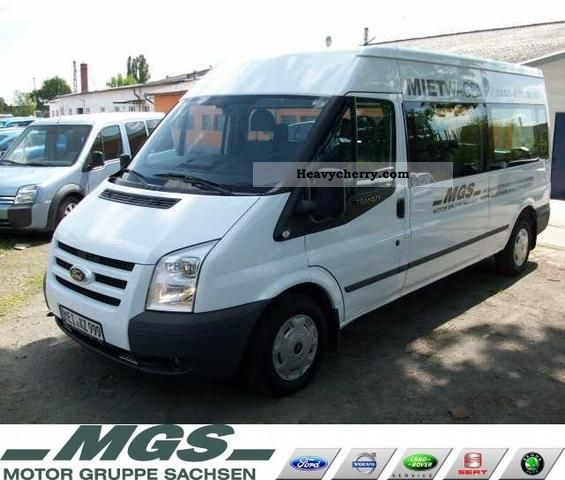ford transit ft 300 l tdci trend car water heating 2011 box type delivery van long photo and. Black Bedroom Furniture Sets. Home Design Ideas