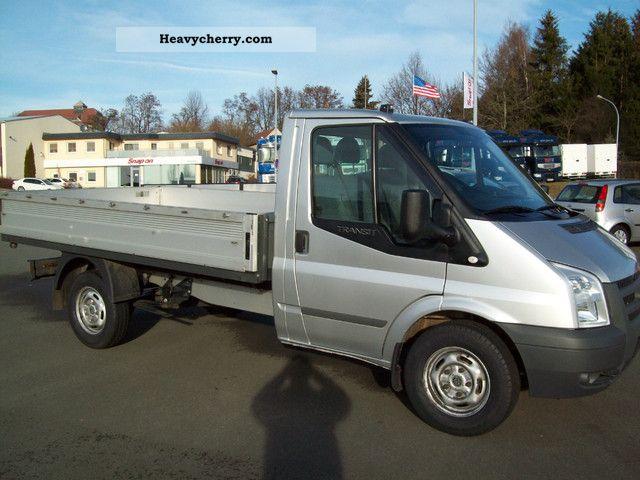 2a7a0a6c78 2008 Ford Transit FT 350 M Pick Van or truck up to 7.5t Stake body