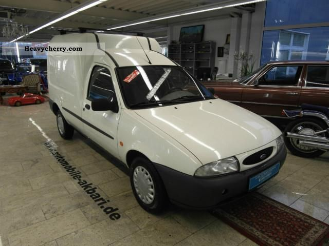 ford fiesta courier 1999 other vans trucks up to 7 photo and specs. Black Bedroom Furniture Sets. Home Design Ideas