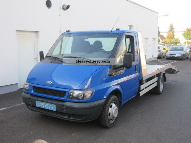 2006 Ford  Transit Van or truck up to 7.5t Breakdown truck photo