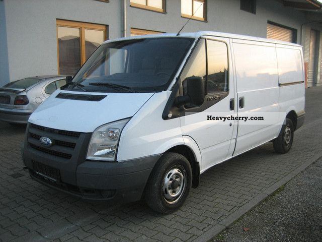ford transit 2 2 tdci 85 t 280 lang 2007 box type delivery van long photo and specs. Black Bedroom Furniture Sets. Home Design Ideas