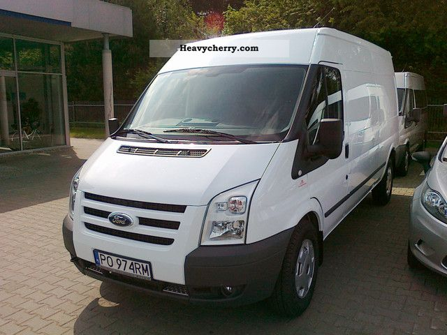 Ford Transit 350l 2 4 Tdci 4x4 140km 2011 2011 Box Type Delivery Van Long Photo And Specs