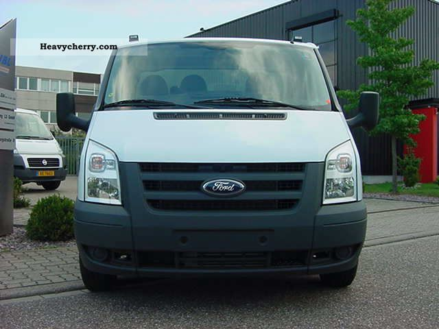 2011 Ford  Transit Van or truck up to 7.5t Chassis photo