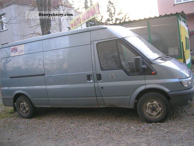 2000 Ford  Transit Van or truck up to 7.5t Other vans/trucks up to 7 photo