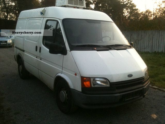 1991 Ford  transit Van or truck up to 7.5t Refrigerator box photo