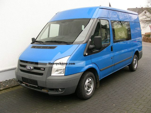 Ford Ft 300 M Climate Tdci Electrical Package 2007 Box: 300 ft to m
