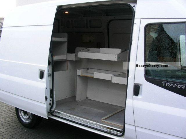 Ford Ft 280m Climate Tdci 2 Sliding Doors 2006 Box Type