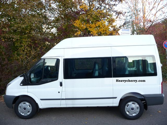 ford transit trend ft350m combined front wheel drive 2011 estate minibus up to 9 seats truck. Black Bedroom Furniture Sets. Home Design Ideas