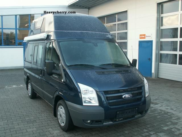 ford transit ft 300 k tdci high roof nugget 2011 other vans trucks up to 7 photo and specs. Black Bedroom Furniture Sets. Home Design Ideas