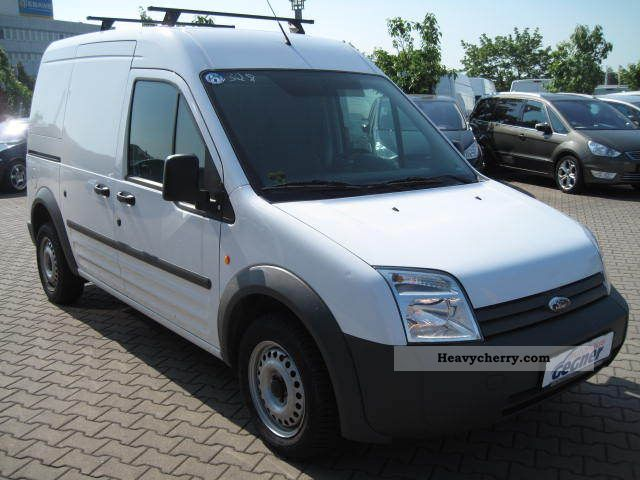 ford long wheelbase transit connect 1 8tdci 2009 box type delivery van long photo and specs. Black Bedroom Furniture Sets. Home Design Ideas