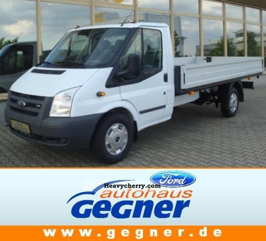 Stake Body, Van Or Truck Up To 7.5t Commercial Vehicles