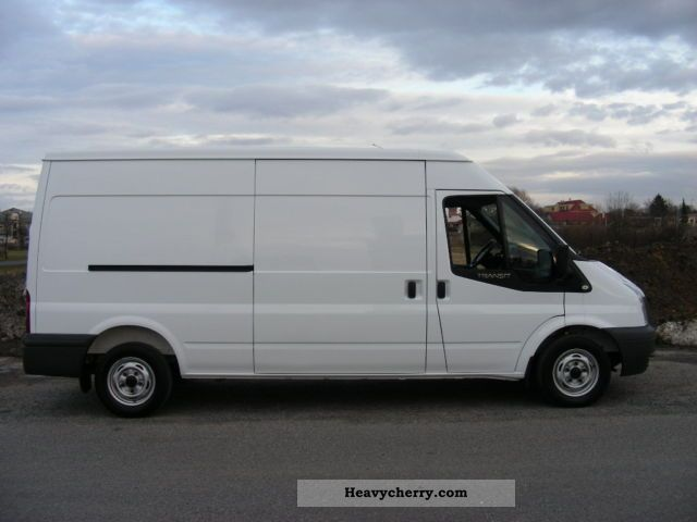 ford transit 2 2tdci 85t300 long l3h2 esp air 2009 box type delivery van long photo and specs. Black Bedroom Furniture Sets. Home Design Ideas