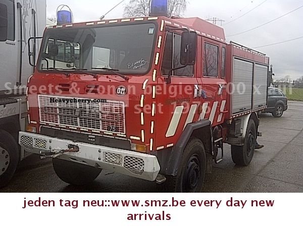 1981 Iveco  OM 75 P 4X4 WITH PUMP Truck over 7.5t Other trucks over 7 photo