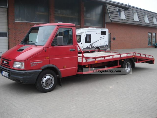 Atlas Truck Sales >> Iveco Turbo Daily 49-12 German approval 1999 Breakdown truck Photo and Specs
