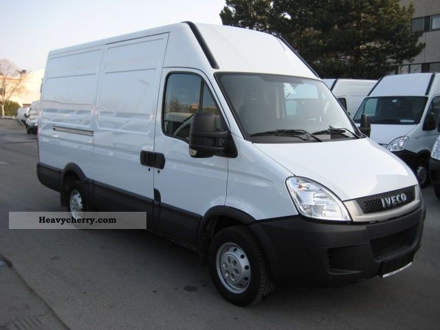 iveco daily 35 s 13 v12 2010 box type delivery van high Caterpillar 3520 Engine Cat 3520 Generator Set Diesel