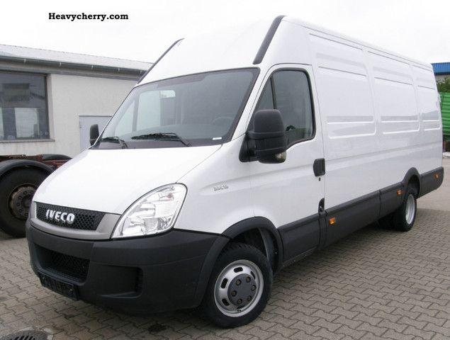 Iveco Daily 35c13 Model 2010 2010 Box Type Delivery Van