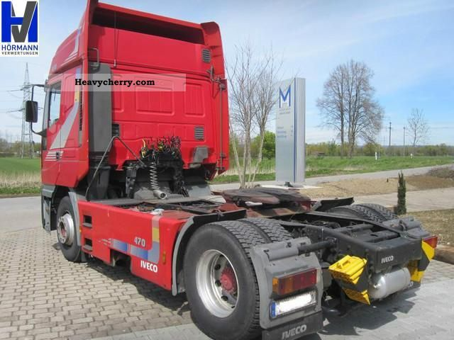 Tractor Air Conditioning : Iveco euro star e retarders air conditioning