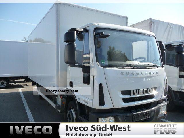 Iveco Ml 75e16 Euro 5 2009 Box Truck Photo And Specs