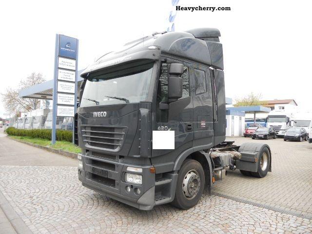 230 Bobcat Tractor Adjustable Stabilizer Bar : Iveco stralis euro standard tractor trailer