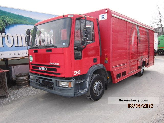 2001 Iveco  120E18 Truck over 7.5t Beverage photo