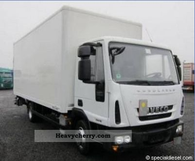 Iveco EUROCARGO 75E16 2009 Box Truck Photo and Specs