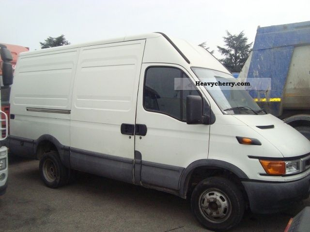 2004 Iveco  Daily 35C12V 3.2 TDI Hpi PM-TM-RG Furg. Van or truck up to 7.5t Other vans/trucks up to 7 photo