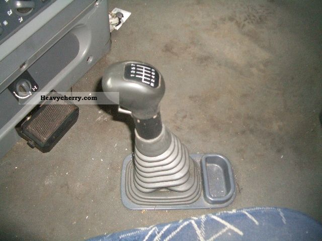 Semi Truck Transmissions : Iveco stralis manual transmission intarder air
