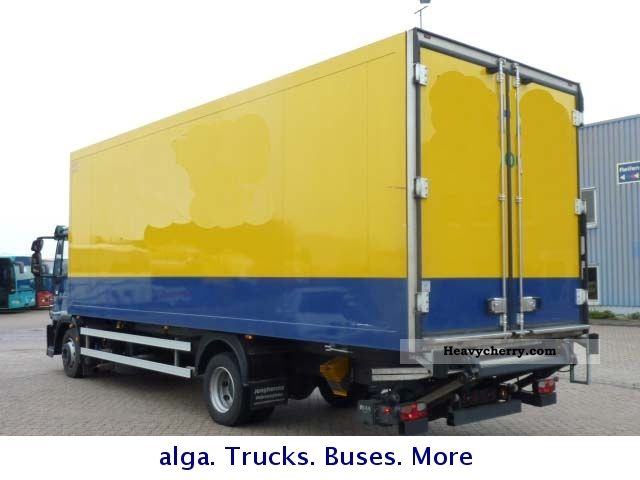 Iveco 120 E 25 5 7 35 Mtr Cooler Trailer Hitch 2009