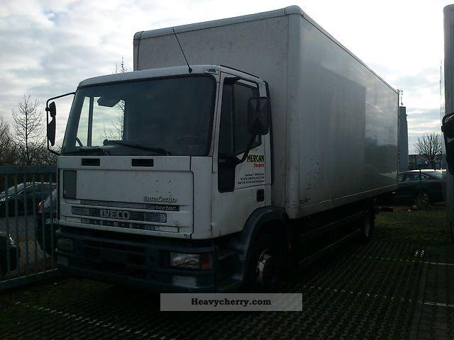 2002 Iveco  Euro Cargo Semi-trailer truck Standard tractor/trailer unit photo