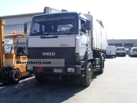 1988 Iveco  190.36 Truck over 7.5t Tipper photo