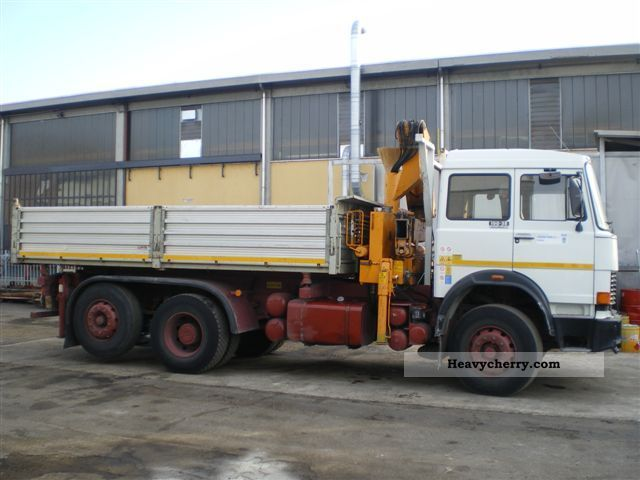 iveco 190 38 1984 truck