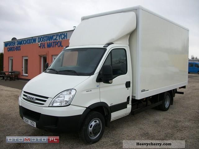 iveco daily 40 c 15 3 0 hpi dmc 3 5t wind way 2007 other vans trucks up to 7 photo and specs. Black Bedroom Furniture Sets. Home Design Ideas