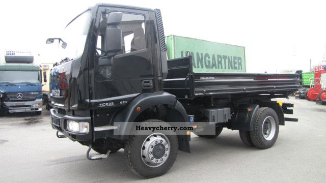 Three-sided Tipper, Truck over 7 5t Commercial Vehicles