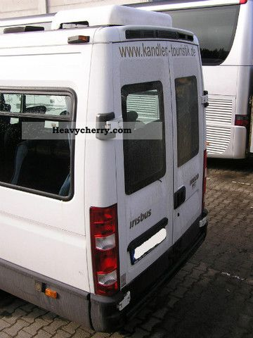 iveco daily way 3 0 2007 clubbus photo and specs. Black Bedroom Furniture Sets. Home Design Ideas