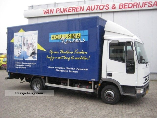 Box van or truck up to 7.5t commercial vehicles with pictures page 17