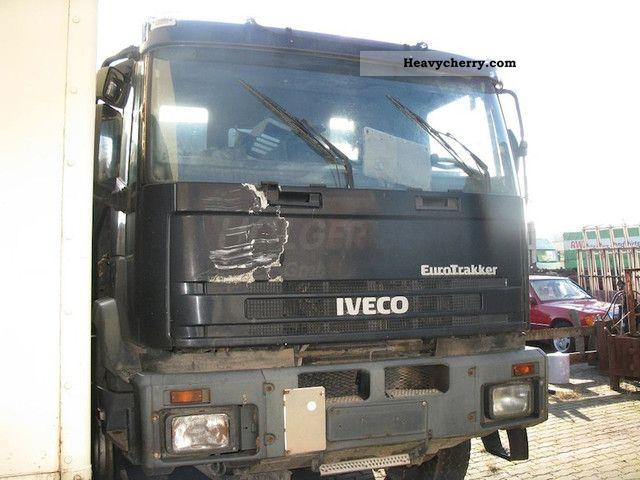 iveco 340eh  u20ac trakker 1996 tipper truck photo and specs Beman ICS Hunter 340 Review Hunter 340 Dimensions