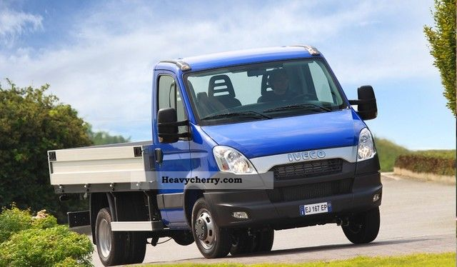 2012 Iveco  Turbo Daily 70c17 Wywrot! FABRYCZNIE NOWY! Van or truck up to 7.5t Tipper photo