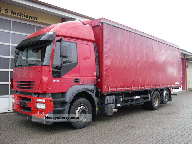 2006 Iveco  At 260S40 Y / FP Truck over 7.5t Beverage photo