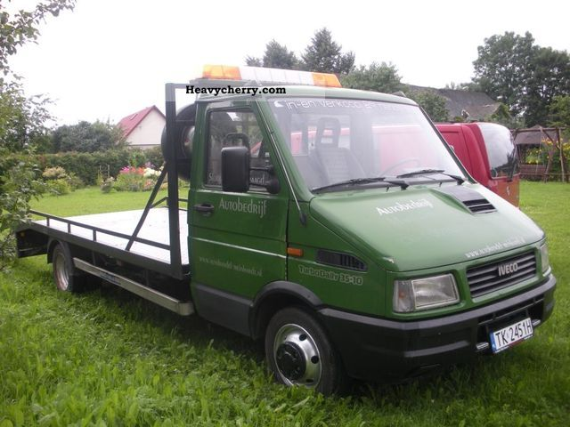 1992 Iveco  Daily 35-10 - Pomoc Drogowa Van or truck up to 7.5t Car carrier photo