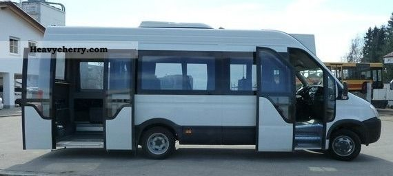 2011 Iveco  Daily 50 C 17 Coach Clubbus photo