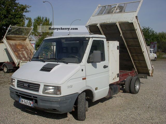 iveco 35 8 35 10 tipper wywrotka 3 5 t 1993 tipper truck photo and specs. Black Bedroom Furniture Sets. Home Design Ideas
