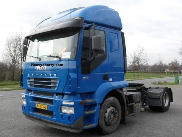 2005 Iveco  AT440S31T / P Semi-trailer truck Standard tractor/trailer unit photo