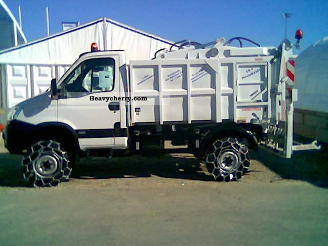 Refuse Truck Van Or Truck Up To 7 5t Commercial Vehicles