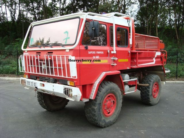 1982 Iveco  UNIC 75 Truck over 7.5t Vacuum and pressure vehicle photo