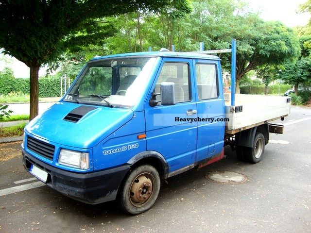 Stake Body Van Or Truck Up To 7 5t Commercial Vehicles